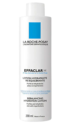 La Roche-Posay EFFACLAR 油性肌膚系列系列的EFFACLAR  H LOTION 平衡保濕爽膚水 產品圖片