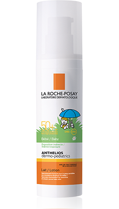 La Roche-Posay ANTHELIOS XL  全效廣譜防曬系列系列的ANTHELIOS Dermo-pediatrics SPF 50+ Lotion baby 全效嬰兒防曬乳液  產品圖片