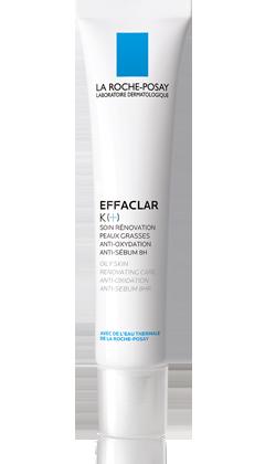 La Roche-Posay EFFACLAR 油性肌膚系列系列的EFFACLAR K(+) 每日修護精華(+)   產品圖片