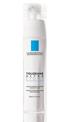 La Roche-Posay TOLERIANE 抗敏舒緩系列系列的TOLERIANE ULTRA LIGHT 抗敏全效修護乳  產品圖片
