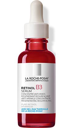 La Roche-Posay Retinol 淡紋緊緻系列系列的RETINOL  B3 SERUM Retinol B3淡紋緊緻精華  產品圖片