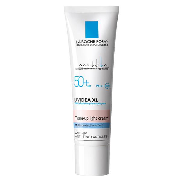 La Roche-Posay UVIDEA XL 每日高效隔離系列系列的UVIDEA XL Tone Up Cream 每日高效提亮防曬霜  產品圖片