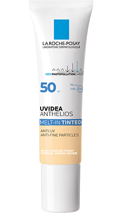 La Roche-Posay UVIDEA ANTHELIOS 每日高效隔離系列系列的UVIDEA ANTHELIOS MELT-IN TINTED CREAM 每日高效隔離乳 (膚色)  產品圖片