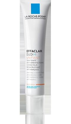 La Roche-Posay EFFACLAR 油性肌膚系列系列的Effaclar Duo(+) Unifiant 粉刺淨化雙效精華 [+]自然遮暇  產品圖片