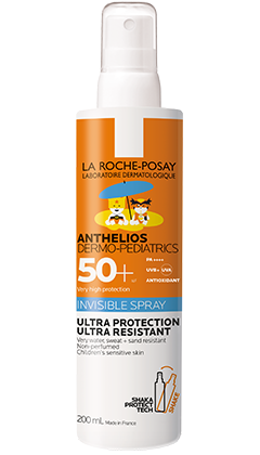 La Roche-Posay ANTHELIOS XL  全效廣譜防曬系列系列的ANTHELIOS  INVISIBLE SPRAY 全效廣譜輕盈隔離防曬噴霧  產品圖片