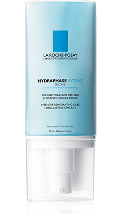 La Roche-Posay HYDRAPHASE 長效保濕修護系列系列的HYDRAPHASE INTENSE RICH 長效潤澤保濕乳 $280 產品圖片