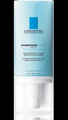La Roche-Posay HYDRAPHASE 長效保濕修護系列系列的HYDRAPHASE INTENSE RICH 長效潤澤保濕乳  產品圖片