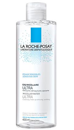 La Roche-Posay PHYSIOLOGICAL 平衡潔淨系列系列的MICELLAR WATER ULTRA SENSITIVE SKIN 溫泉舒緩清爽卸妝潔膚水  產品圖片