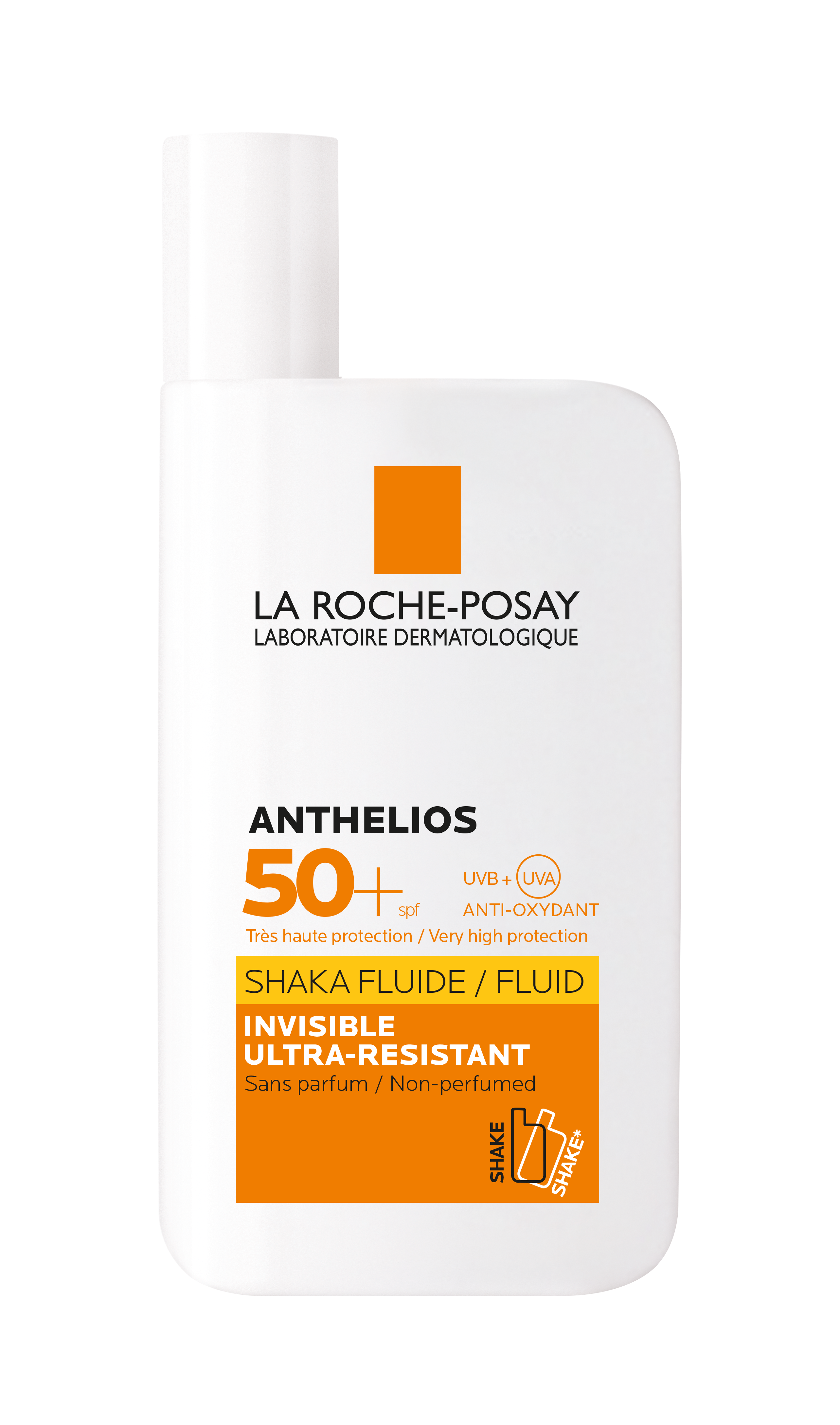 La Roche-Posay ANTHELIOS XL  全效廣譜防曬系列系列的ANTHELIOS Shaka Fluid SPF50+ 全效廣譜輕盈隔離乳液 SPF50+  產品圖片