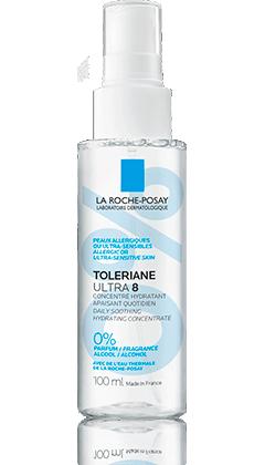 La Roche-Posay TOLERIANE 抗敏舒緩系列系列的TOLERIANE  ULTRA 8 MIST 抗敏舒緩保濕噴霧 產品圖片
