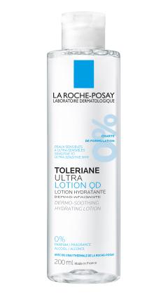 La Roche-Posay TOLERIANE 抗敏舒緩系列系列的TOLERIANE Ultra Lotion QD 抗敏舒緩爽膚水  產品圖片