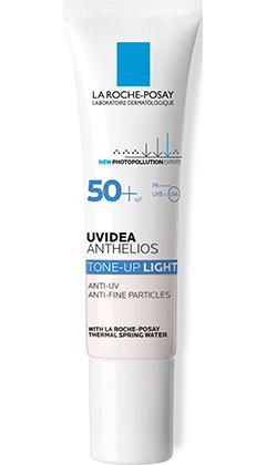 La Roche-Posay UVIDEA ANTHELIOS 每日高效隔離系列系列的UVIDEA ANTHELIOS Tone Up Cream (LIGHT) 每日高效提亮防曬霜(亮膚) 產品圖片