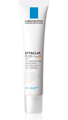 La Roche-Posay EFFACLAR 油性肌膚系列系列的EFFACLARDUO(+) SPF30粉刺淨化雙效精華 [+]SPF30$220 產品圖片
