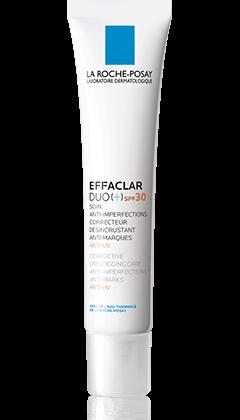 La Roche-Posay EFFACLAR 油性肌膚系列系列的 EFFACLAR DUO(+) SPF30 粉刺淨化雙效精華 [+]SPF30  產品圖片