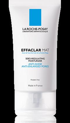 La Roche-Posay EFFACLAR 油性肌膚系列系列的EFFACLAR  MAT 控油收毛孔保濕乳  產品圖片