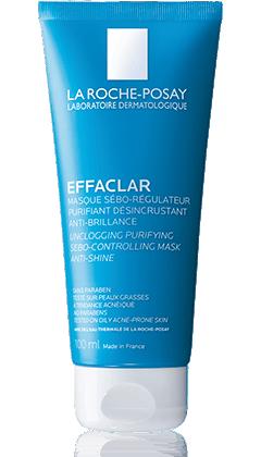 La Roche-Posay EFFACLAR 油性肌膚系列系列的EFFACLAR 深層控油淨化白泥面膜  產品圖片