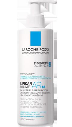 La Roche-Posay LIPIKAR 全效修護系列系列的LIPIKAR AP+M 全效抗敏修護霜 (抗痕配方)  產品圖片