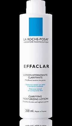 La Roche-Posay EFFACLAR 油性肌膚系列系列的EFFACLAR  LOTION 控油爽膚水 $175 產品圖片